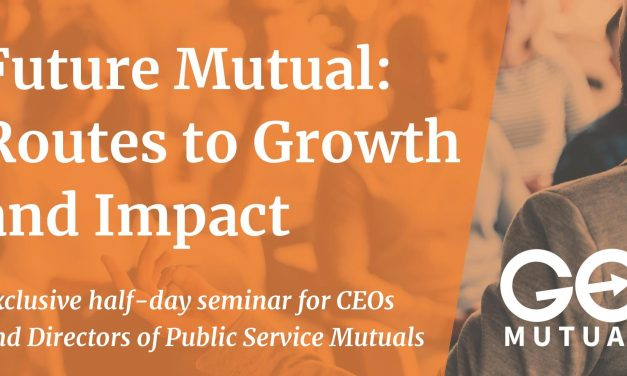 Is the Future Mutual?  Is there scope for this sector to grow in size and impact.